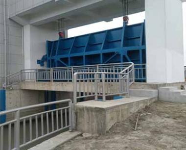 清污机将用于许多水利工程设施